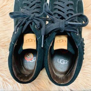 UGG Shoes - UGG | Men's Black Fringe Cali Sneaker High | 10
